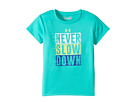 Under Armour Kids - Never Slow Down Short Sleeve Tee (Toddler)