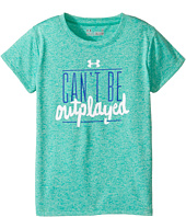 Under Armour Kids - Can't Be Outplayed Tee (Little Kids)