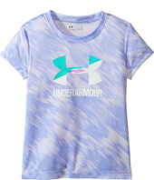 Under Armour Kids - Oasis Split Logo Short Sleeve (Little Kids)