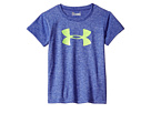 Under Armour Kids - Glitter Big Logo Short Sleeve (Little Kids)