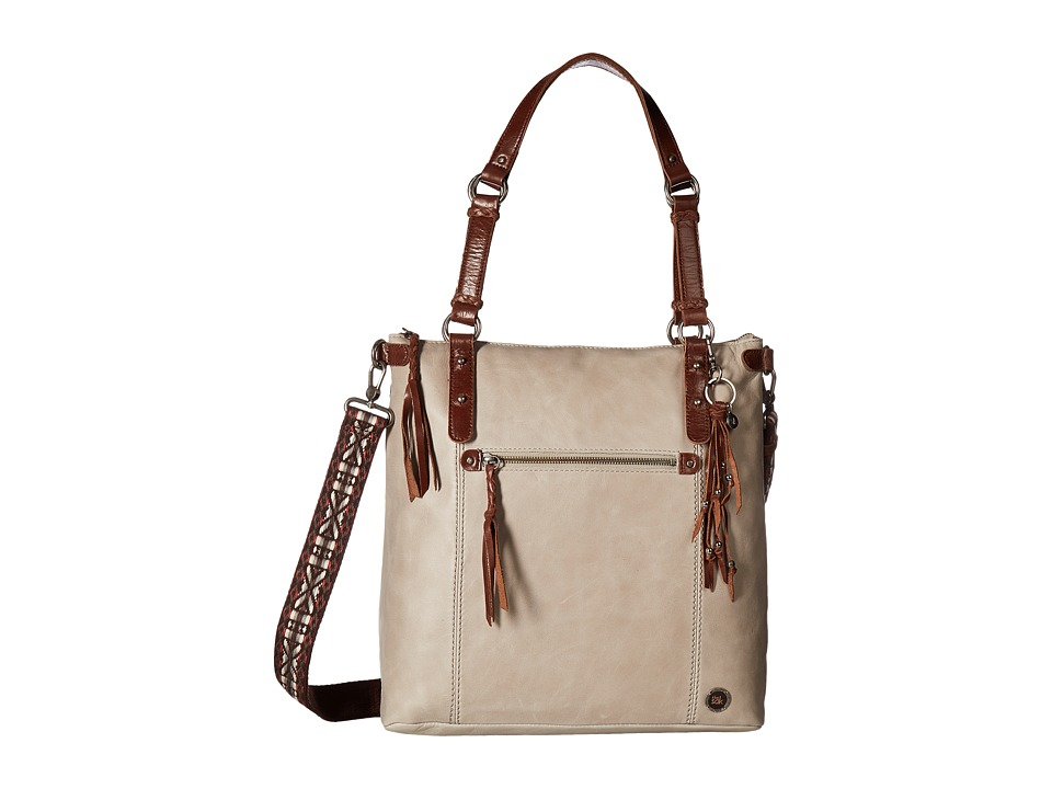 The Sak Ashland Tote (Shadow) Tote Handbags