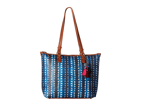 The Sak Hasley Tote - Laguna Stripe