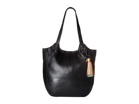 The Sak Tansy Leather Tote - Black