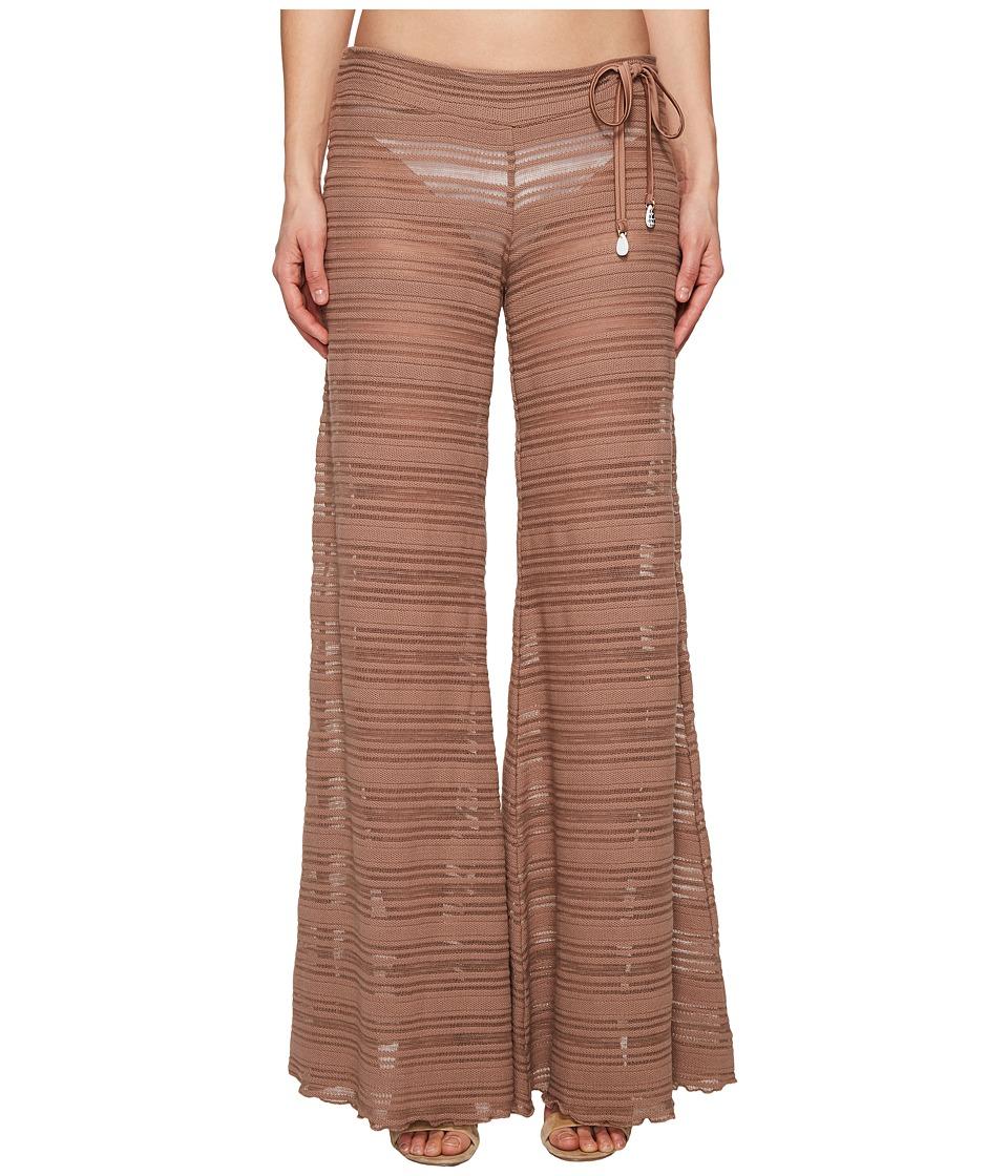 Letarte Beach Pants (Bronze) Women