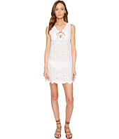 Letarte - Sleevelss Doily Dress