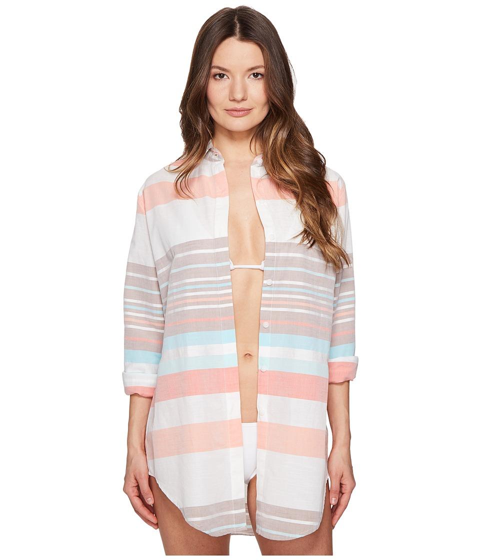 Letarte Stripe Beachshirt (Multi Stripe) Women