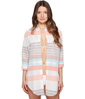 Letarte - Stripe Beachshirt