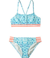 Roxy Kids - Caribbean Days Halter Set (Big Kids)