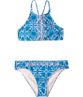 Roxy Kids - Sunny Dreams Crop Top Set (Big Kids)