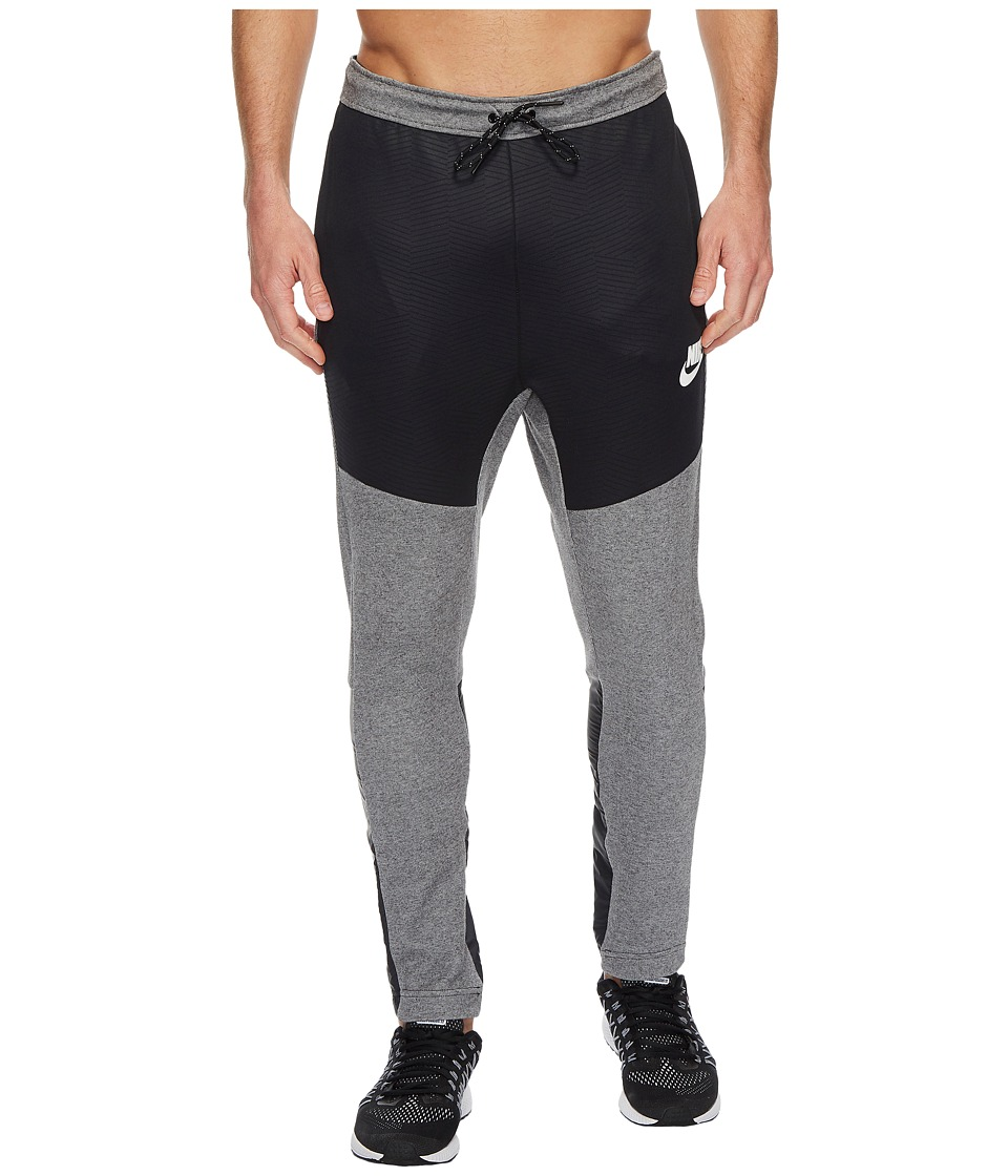 Nike Sportswear Advance 15 Pant (Charcoal Heather/Black/White) Men