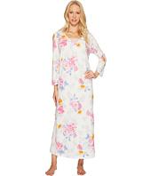 Carole Hochman - 3/4 Sleeve Cotton Gown