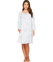 Carole Hochman - Cotton Jersey 3/4 Sleeve Sleepshirt