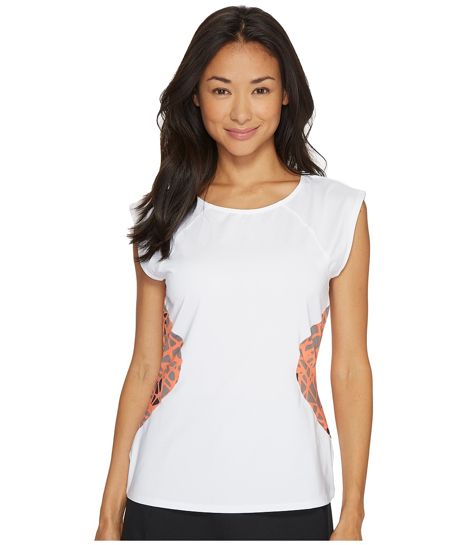 Eleven by Venus Williams - Epiphany Center Stage Cap Sleeve Top