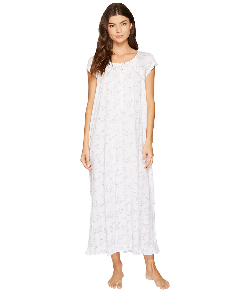 Eileen West - Cotton Modal Jersey Ballet Nightgown