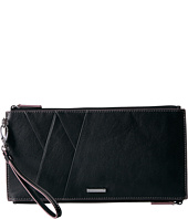 Lodis Accessories - Mill Valley Under Lock & Key Kai Double Zip Pouch with Wristlet