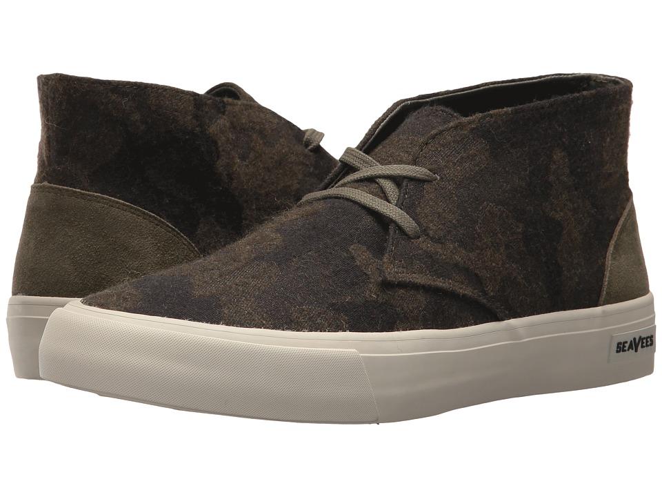 SeaVees Maslon Desert Boot Wintertide (Camouflage Wool) Men