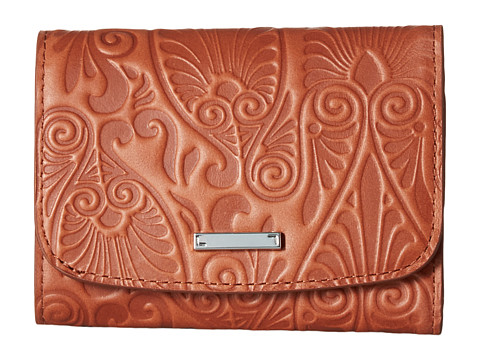 Lodis Accessories Denia Mallory French Purse - Toffee