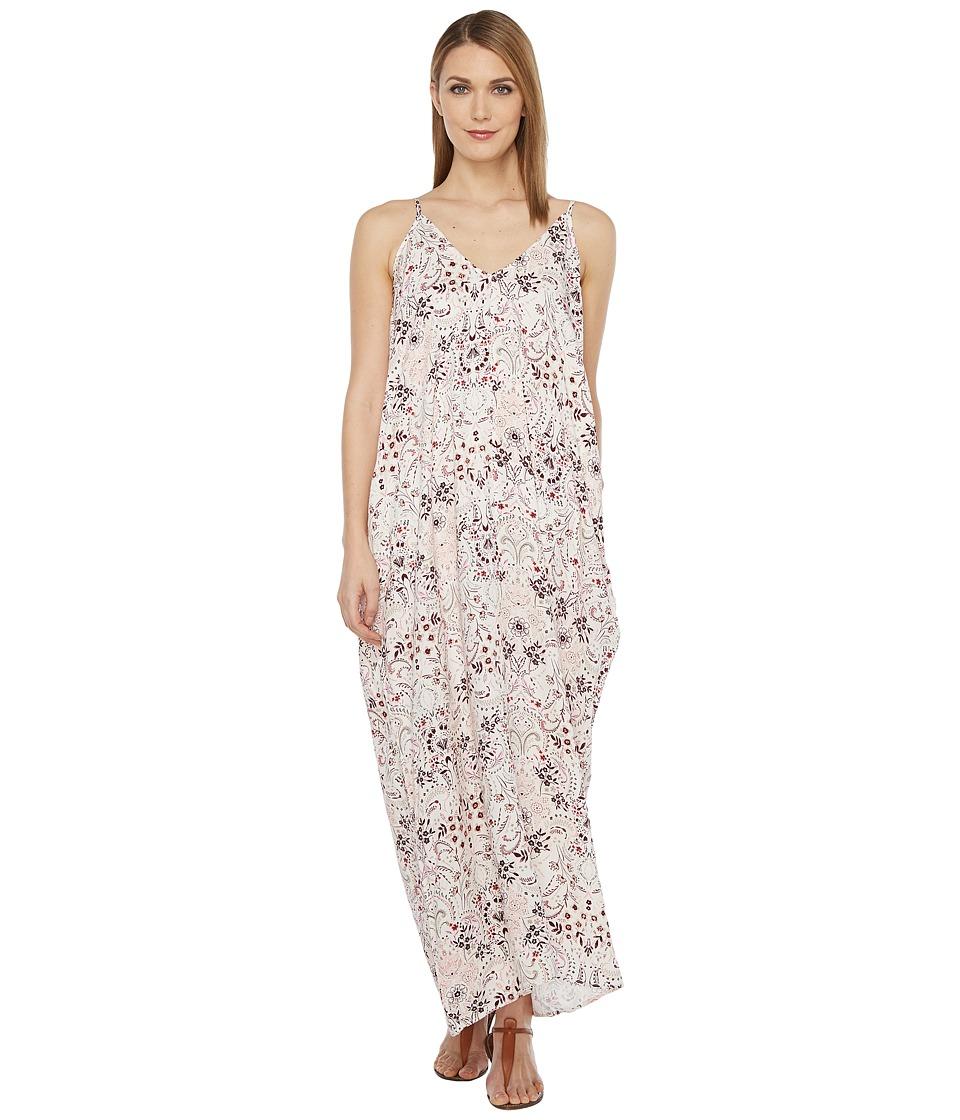 Brigitte Bailey Alvera Dress (Vanilla/Peach) Women