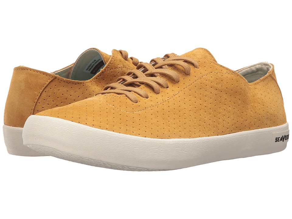 SeaVees Racquet Club Sneaker Varsity (Amber) Boys Shoes