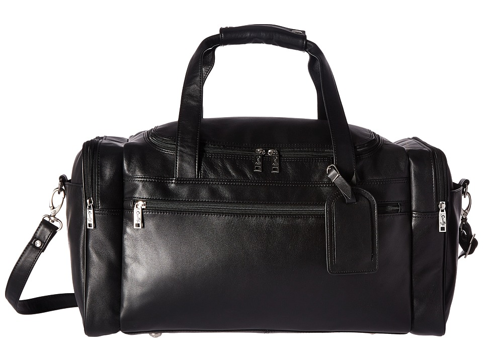 Scully Taylor Carry-On Bag (Black) Carry on Luggage
