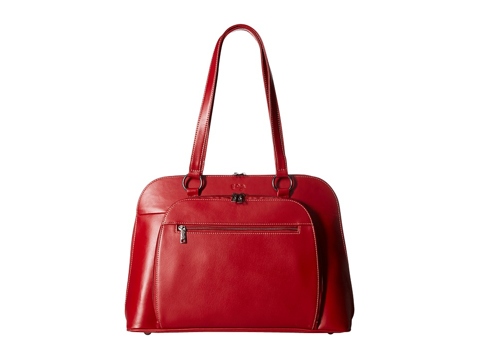 Scully Breeze Laptop Tote Bag (Red) Computer Bags