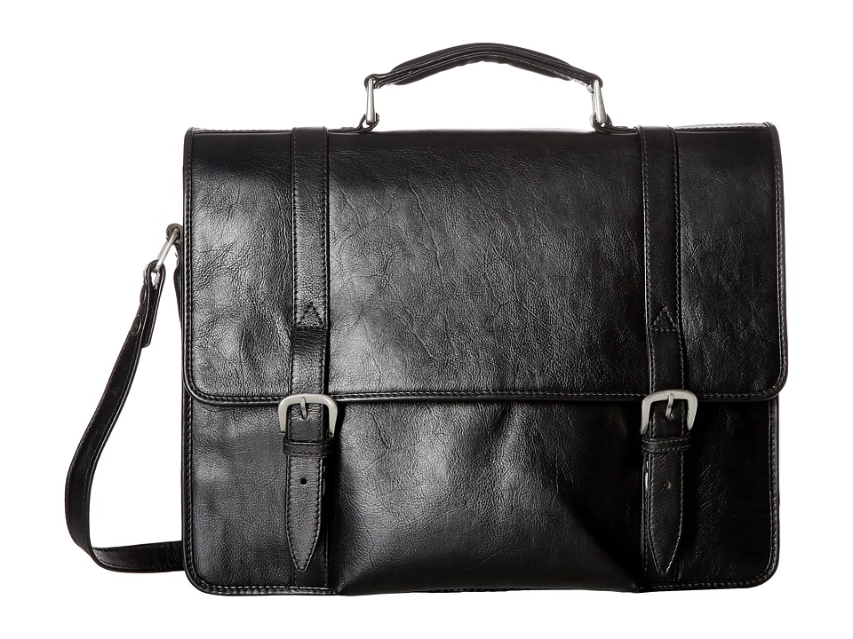Scully Cameron Laptop Brief (Black) Computer Bags