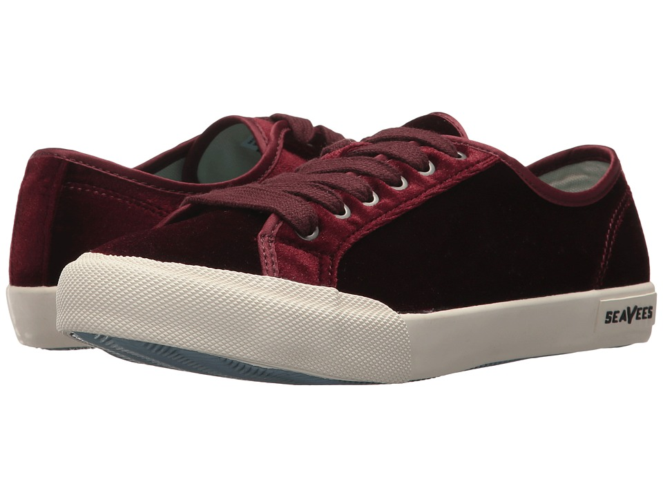 SeaVees Monterey Sneaker Wintertide (Midnight Cherry) Girls Shoes