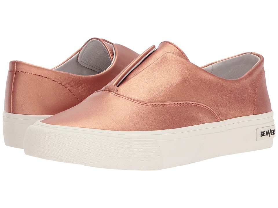 SeaVees Sunset Strip Sneaker (Copper) Girls Shoes