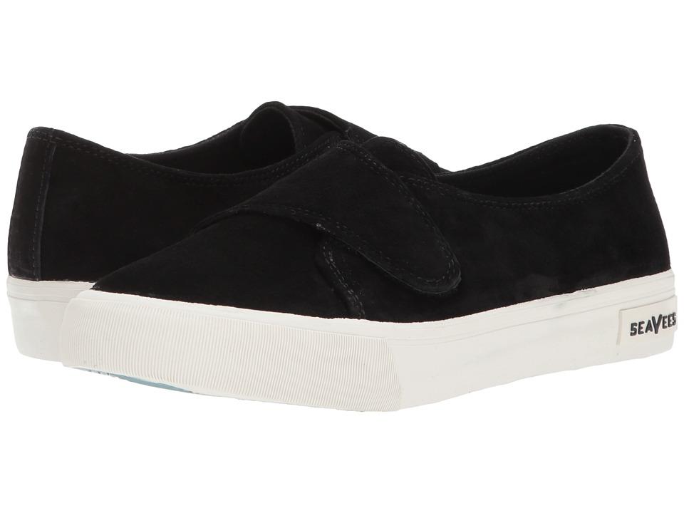 SeaVees Melrose Wrap Sneaker (Black) Women