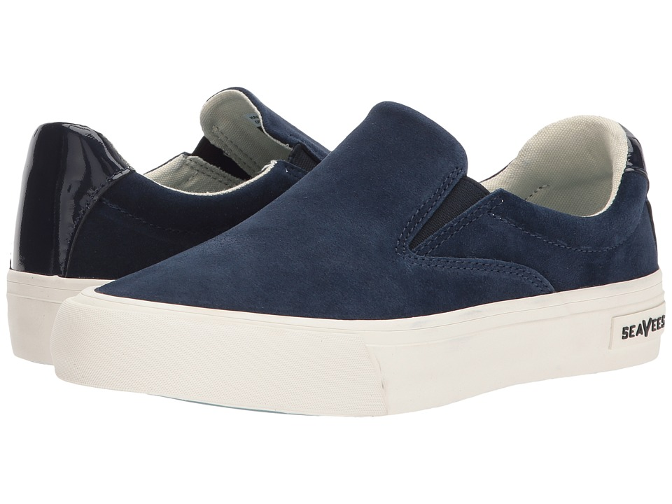 SeaVees Hawthorne Slip-On Wintertide (Marine) Girls Shoes