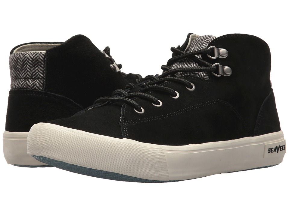 SeaVees Yosemite Mid Cut (Black) Girls Shoes