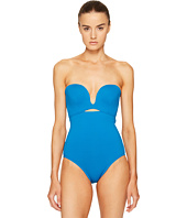 Proenza Schouler - Solids Molded One-Piece Swimsuit