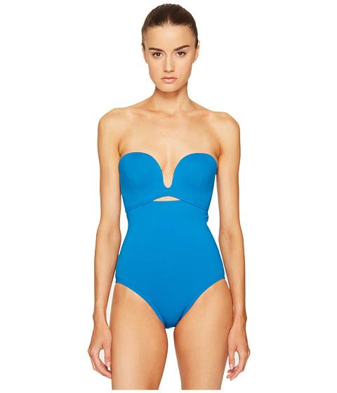 Proenza Schouler Solids Molded One-Piece Swimsuit
