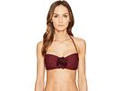 Kate Spade New York - Pink Sands Beach #62 Underwire Bikini Top w/ Soft Cups