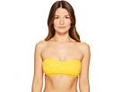 Kate Spade New York Half Moon Bay #58 Bandeau Bikini Top w/ Removable Soft Cups and Halter Straps