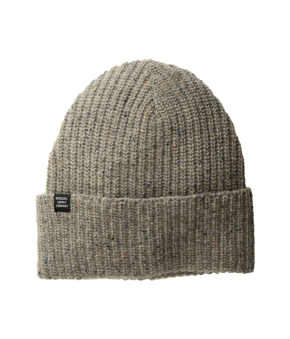 Herschel Supply Co. - Quartz (Heathered Grey) Beanies