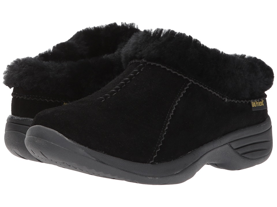 Old Friend Snowbird II (Black) Women's Shoes