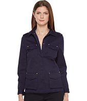 Ivanka Trump - Stretch Jacket with Hardware