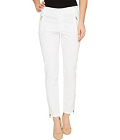 Ivanka Trump - Stretch Cotton Poplin Pants