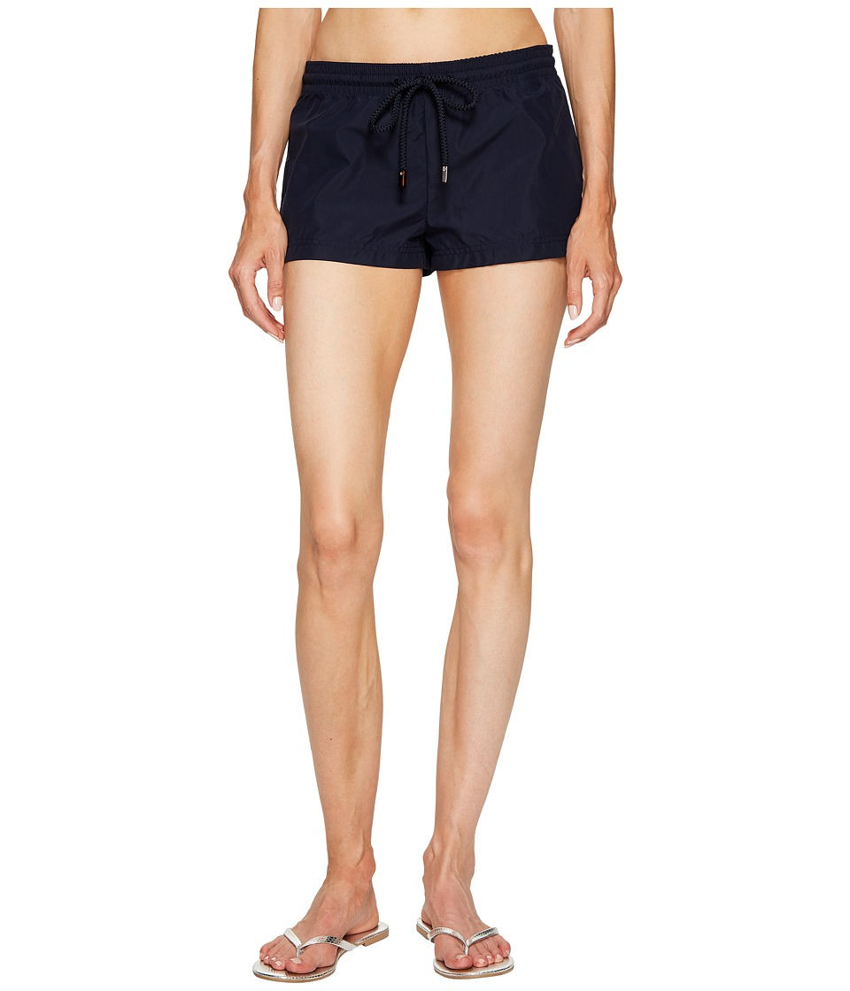 Vilebrequin Cotton Touch Shorts Fiona (Navy Blue) Women