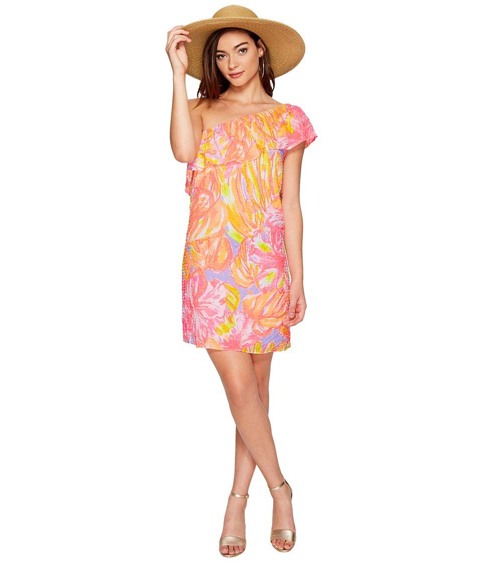 Lilly Pulitzer Emmeline Dress (Multi Sun Splashed) Women