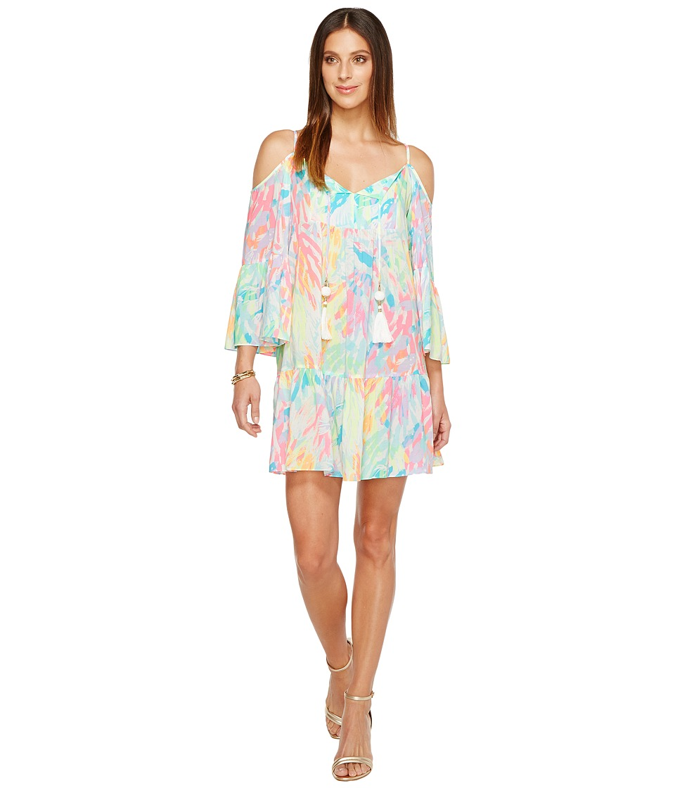Lilly Pulitzer Alanna Dress (Multi Sparkling Sands) Women