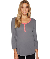 Jockey - Cotton Jersey 3/4 Sleeve Top