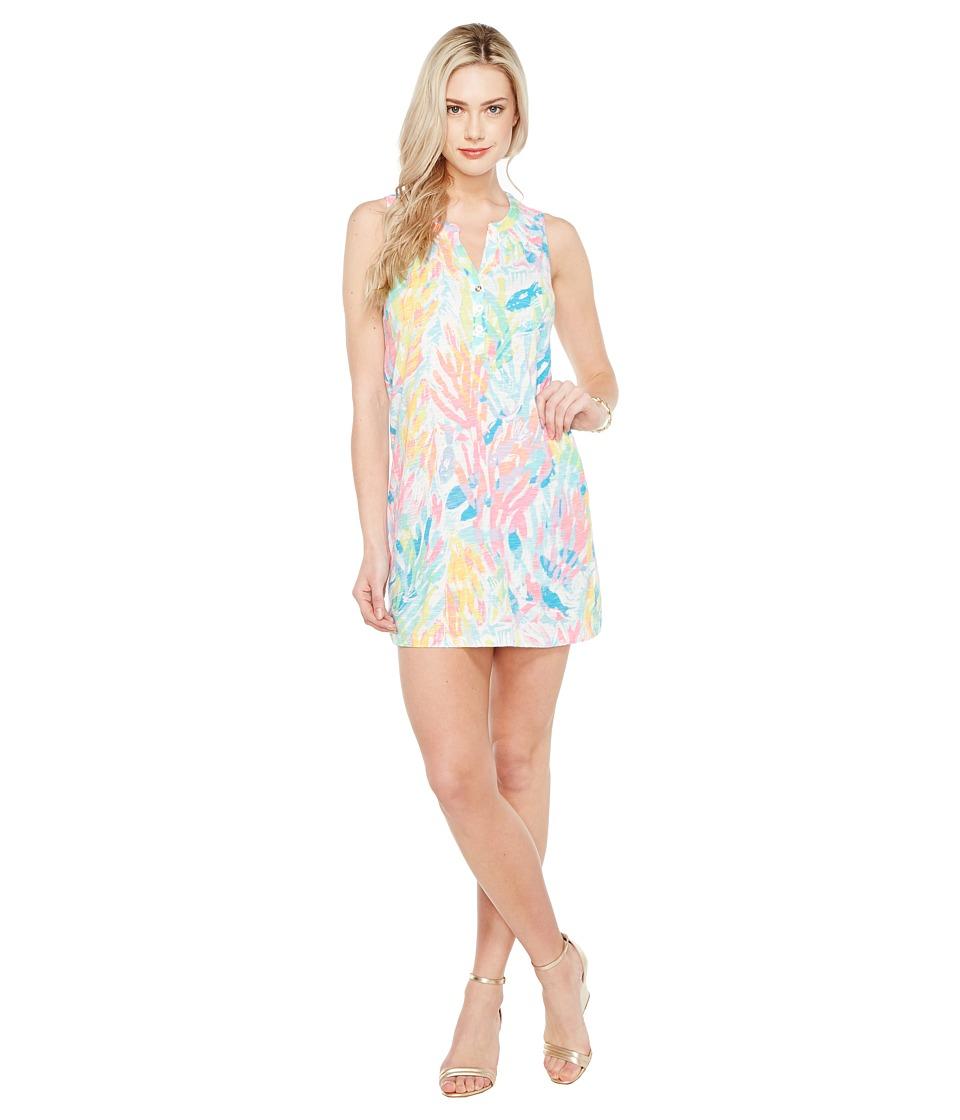 Lilly Pulitzer Essie Dress (Multi Sparkling Sands) Women
