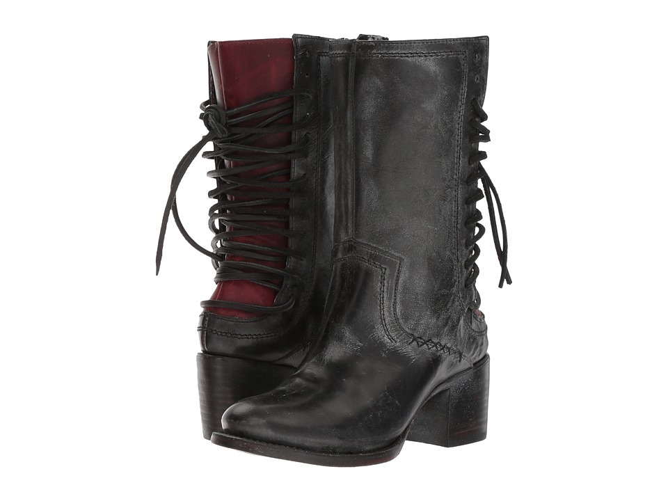 Freebird - Coble (Black) Women's Boots
