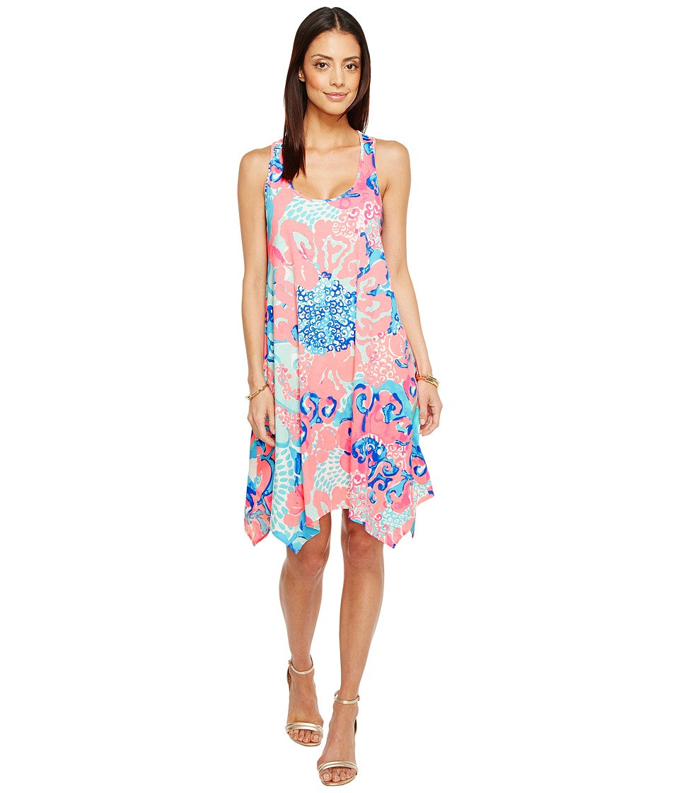 Lilly Pulitzer Melle Dress (Coral Reef I