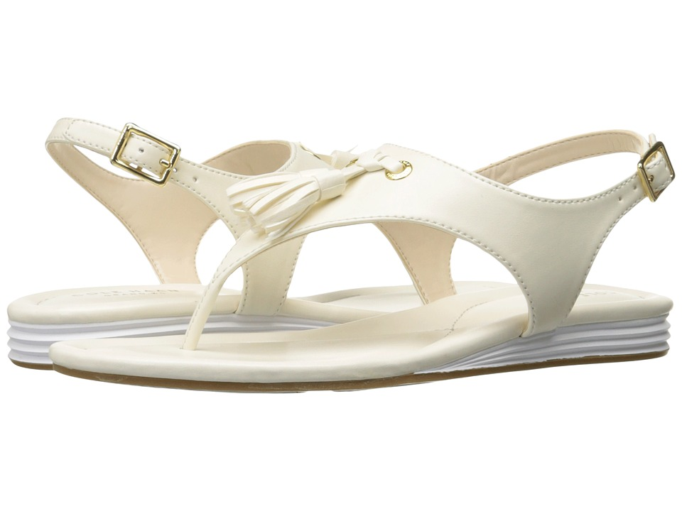 Cole Haan Rona Grand Sandal (Ivory) Women