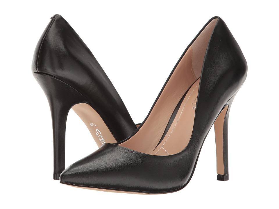 Charles by Charles David - Maxx (Black Leather) High Heels