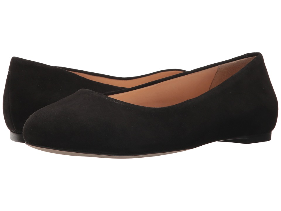 Walking Cradles Bronwyn (Black Suede) Women