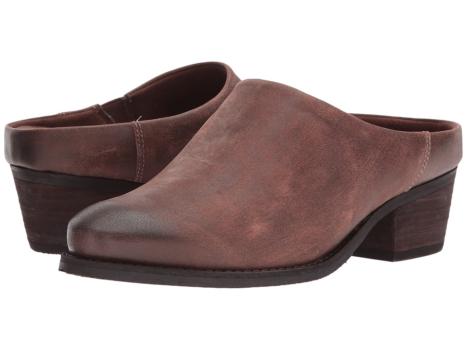 Walking Cradles Greer (Brown Saddle Leather) Women